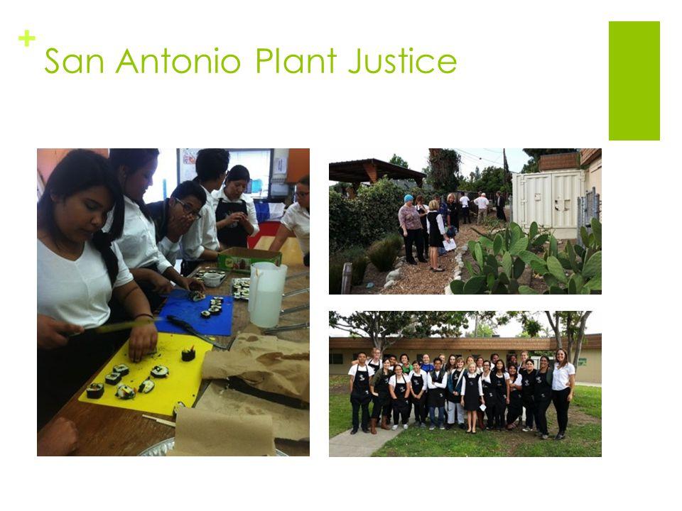 + San Antonio Plant Justice