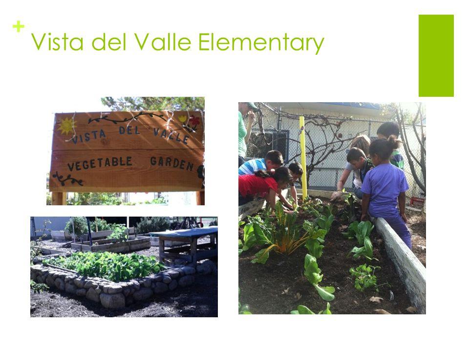+ Vista del Valle Elementary