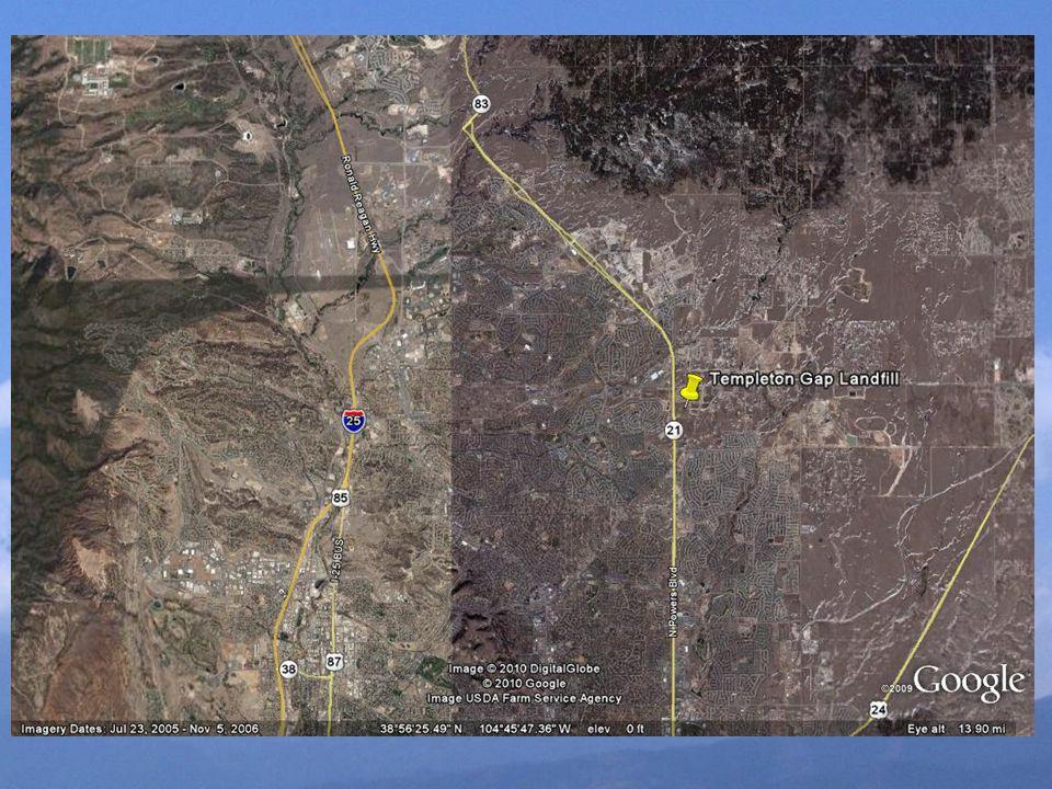 Colorado Springs Land Use Master Plan Regional CenterRegional Center Potential Annexation AreaPotential Annexation Area Surrounded by Buildable ParcelsSurrounded by Buildable Parcels