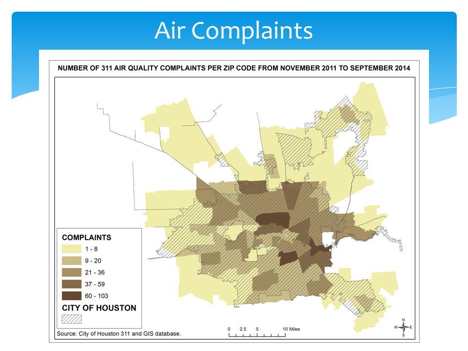 Air Complaints