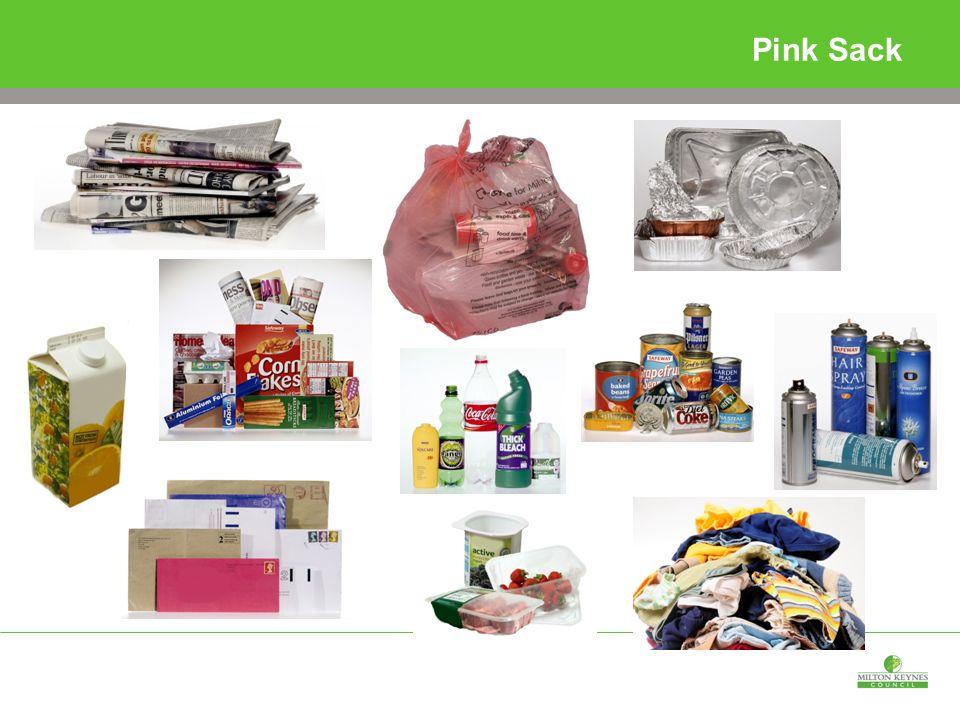 Pink Sack