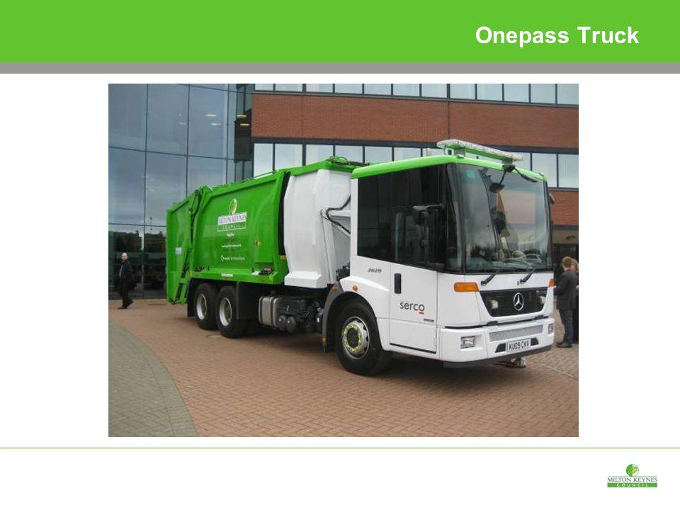 Onepass Truck