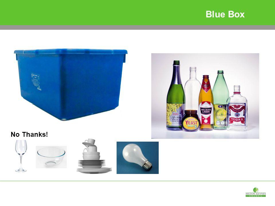 Blue Box No Thanks!