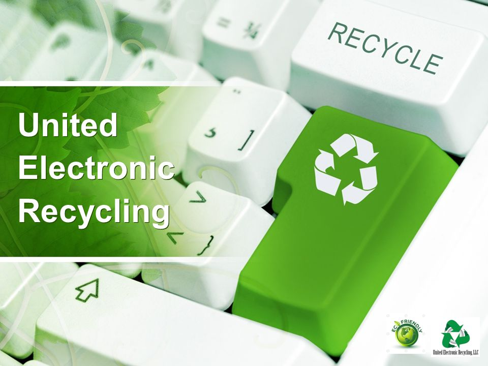 United Electronic Recycling United Electronic Recycling