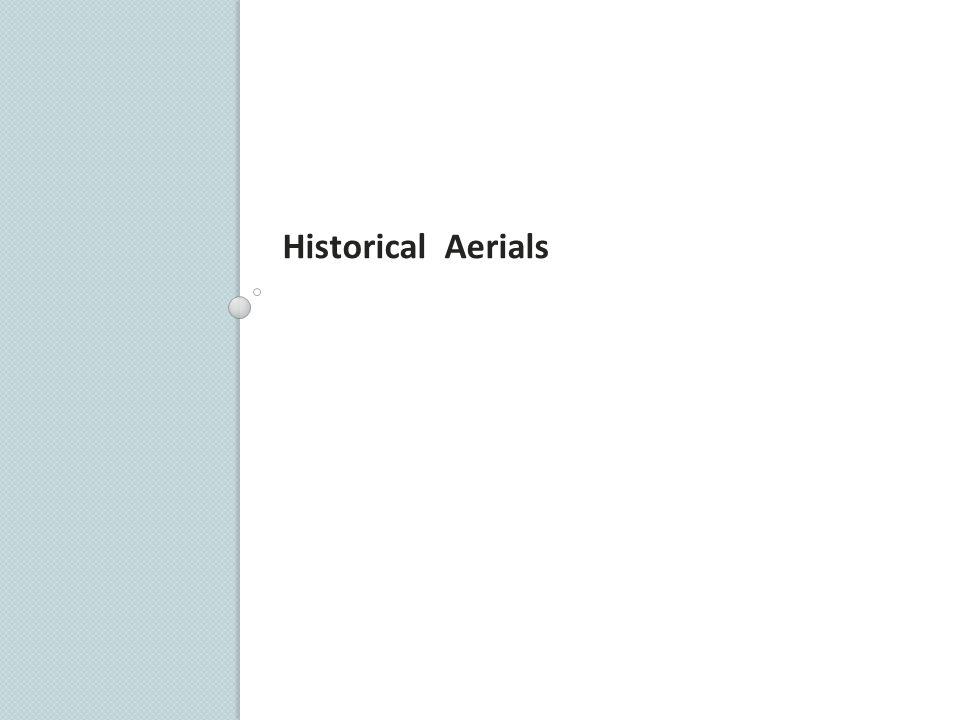Historical Aerials