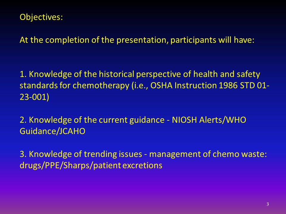 Criteria for Defining Hazardous Drugs Drugs that meet one or more of the following criteria should be handled as hazardous: Carcinogenicity Teratogenicity or developmental toxicity Reproductive toxicity Organ toxicity at low doses Genotoxicity Structure or toxicity similar to drugs classified as hazardous using the above criteria From Preventing Occupational Exposures To Antineoplastic And Other Hazardous Drugs In Healthcare Settings.