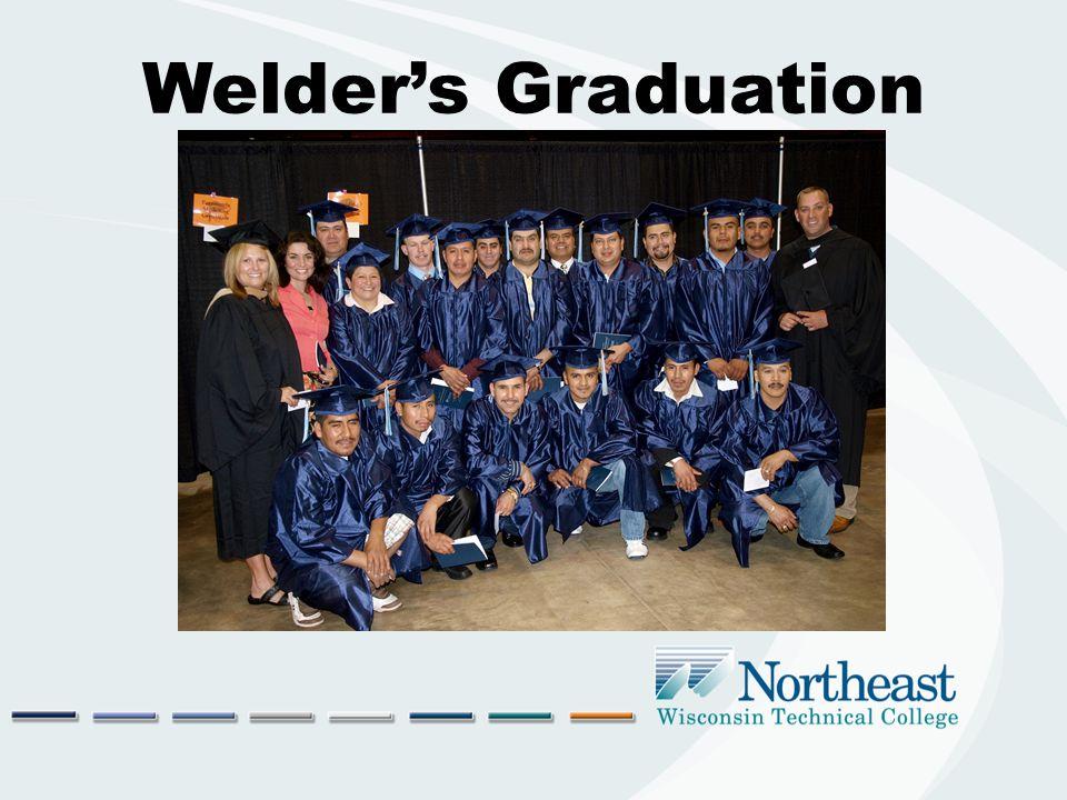 Welder's Graduation