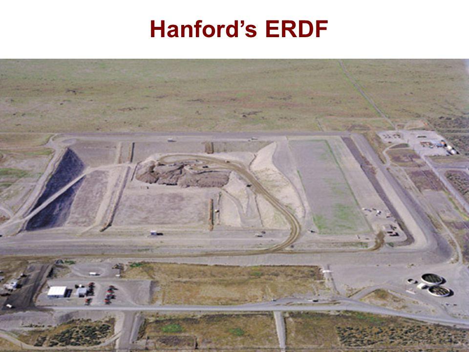 Hanford's ERDF