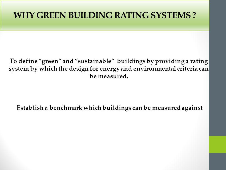 LEED ® Leadership in Environmental and Energy Design REAP
