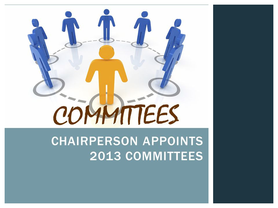 PERSONNEL COMMITTEE REPORT