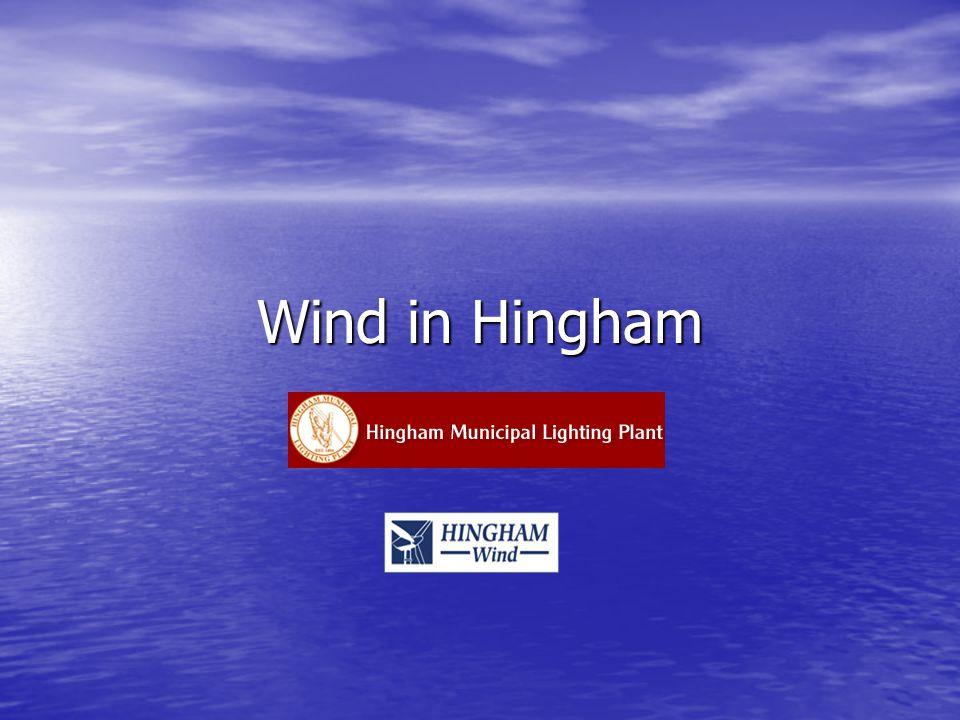 Wind in Hingham