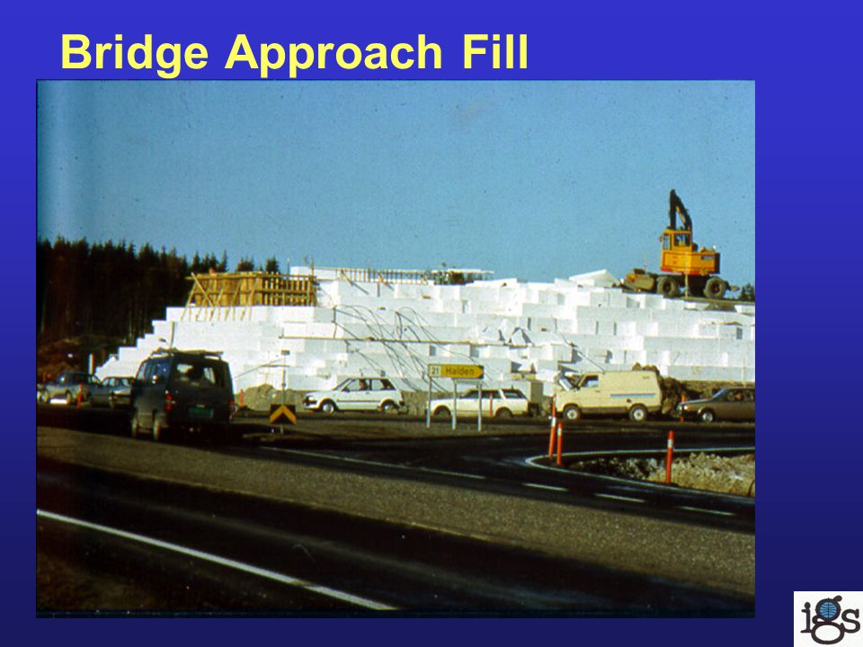 Bridge Approach Fill