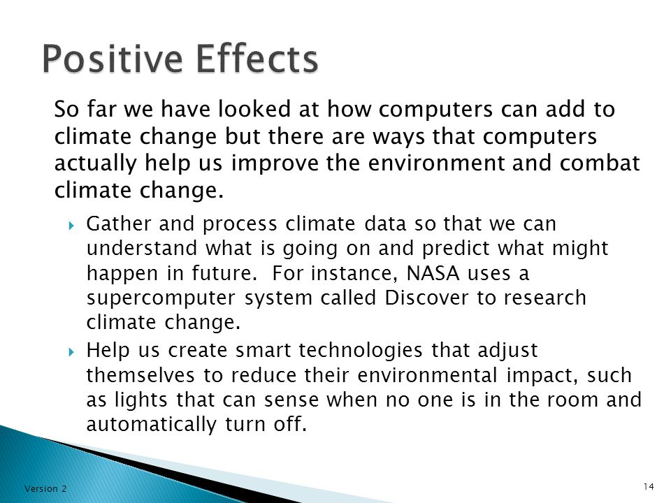  Gather and process climate data so that we can understand what is going on and predict what might happen in future.