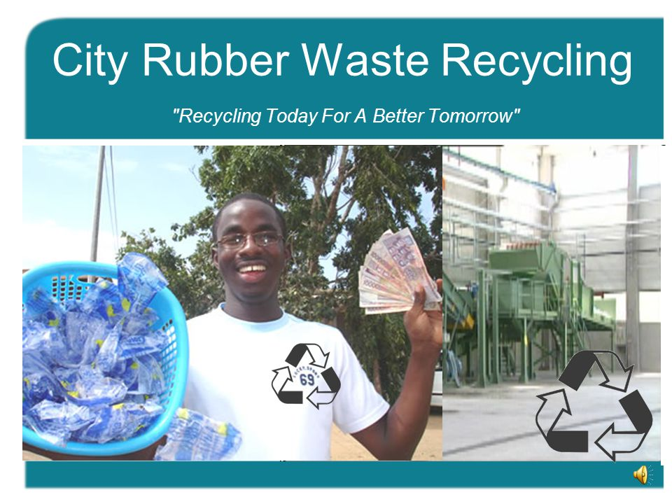 City Rubber Waste Recycling
