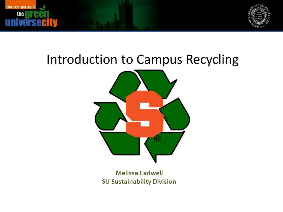 Contact Info http:greenuniversecity.syr.edu sustain@syr.edu 443-9820 22