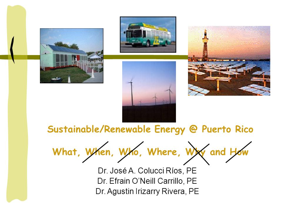 Near/Mid Term Commercial Opportunities Energy Efficiency/Conservation Phosphorescent versus incandescent Fuel Cell/hybrid Commuter vehicles Recurring $120 to $240 million per year industry (10% market penetration) PV panels (residential) and backup FC Potential market 100 K units @ 10K per unit ($1 billion total).