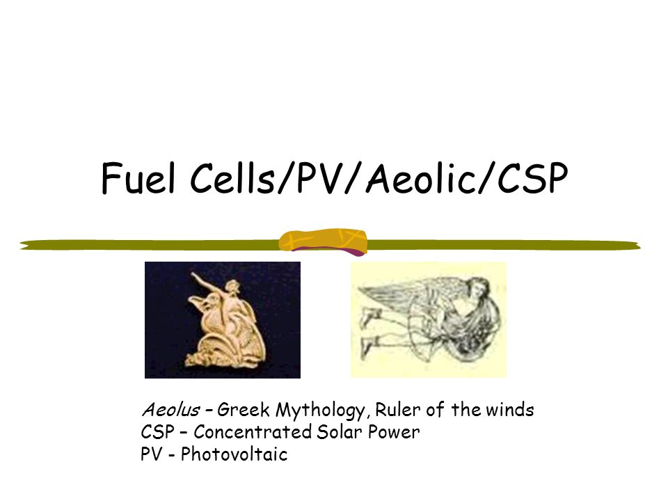 Other Renewable Energy Alternatives