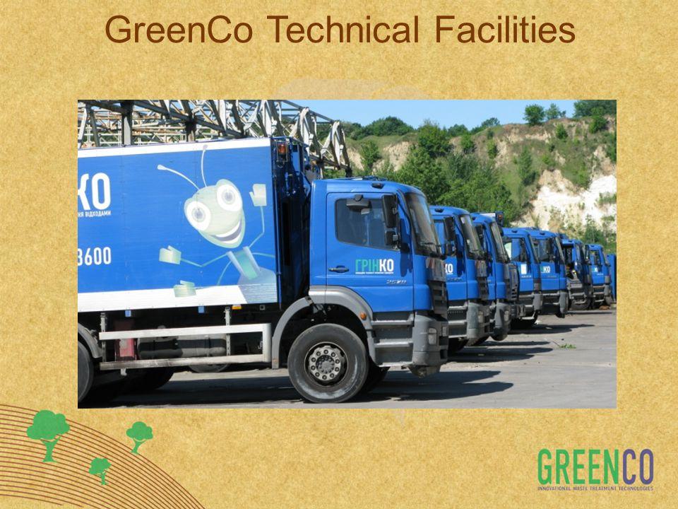 GreenCo Technical Facilities