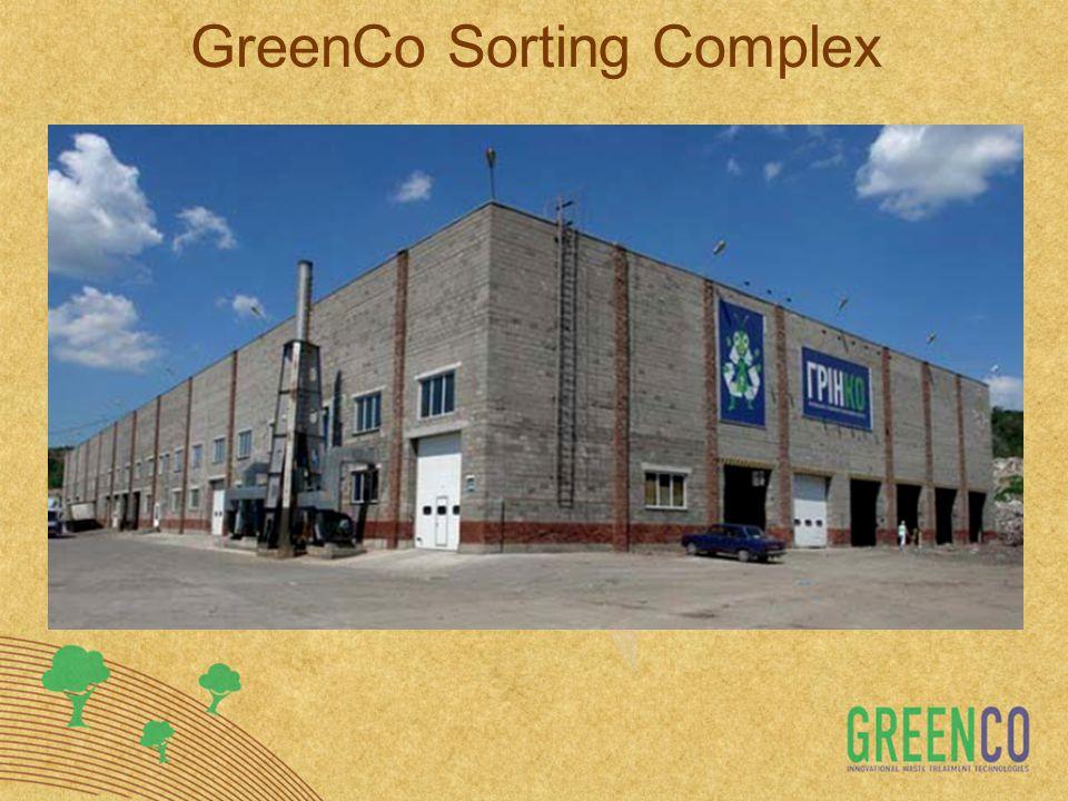 GreenCo Sorting Complex