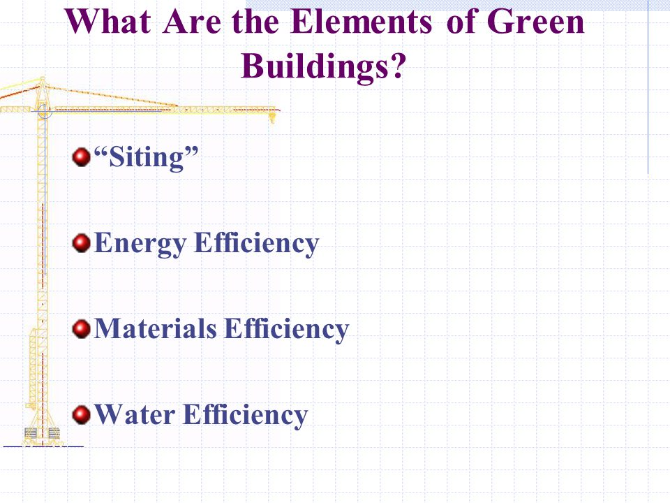 Introduction to Sustainable Building The concept of sustainable building incorporates and integrates a variety of strategies during the design, construction and operation of building projects.