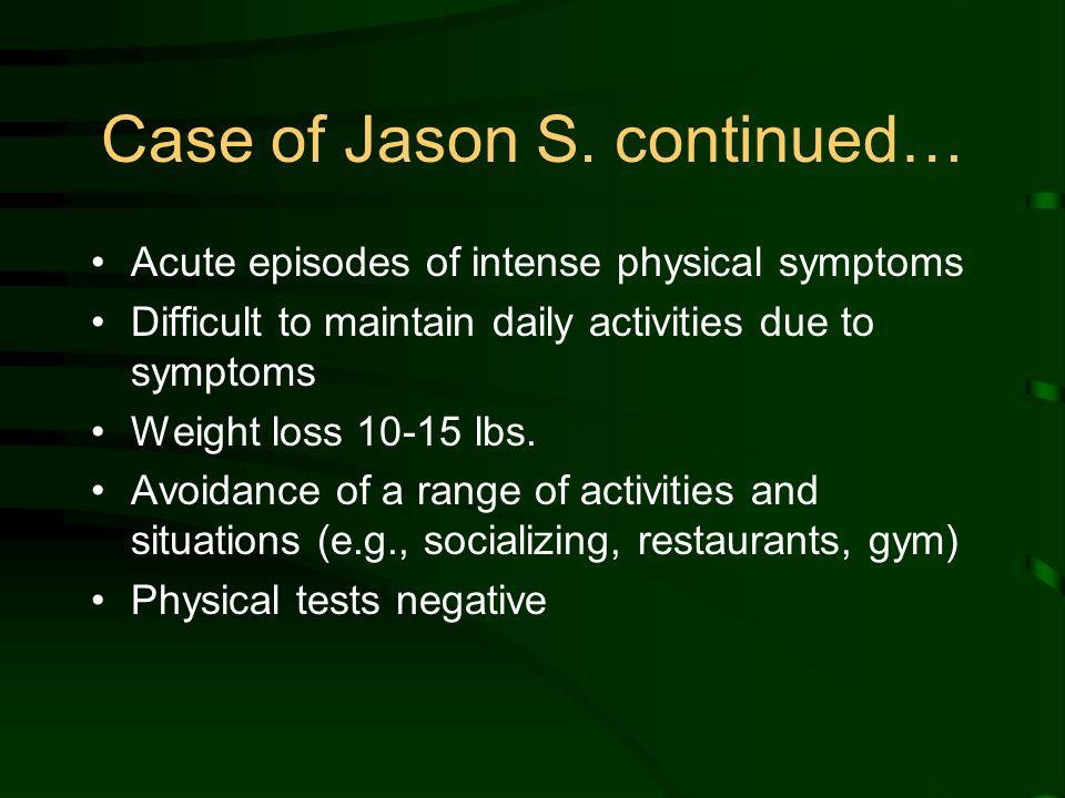 Case of Jason S.