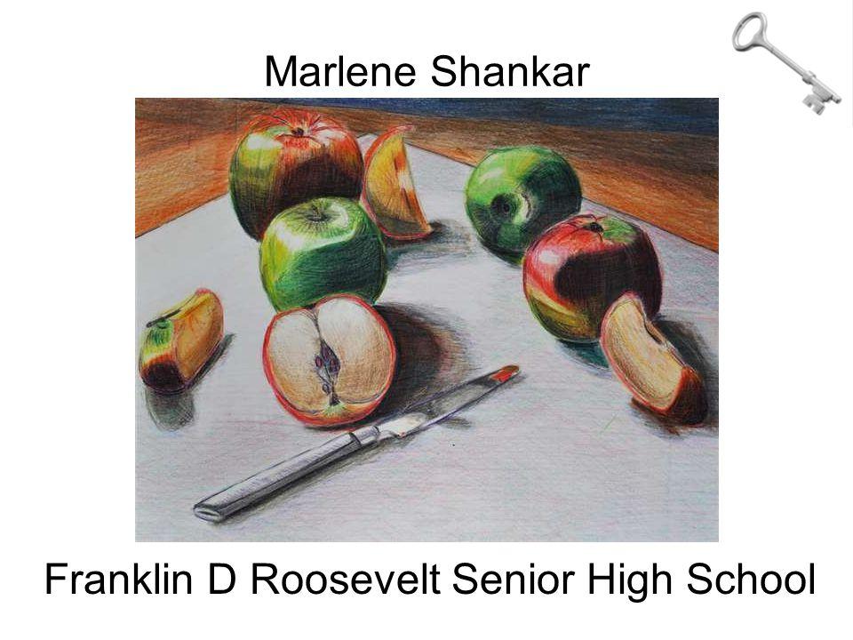 Marlene Shankar Franklin D Roosevelt Senior High School