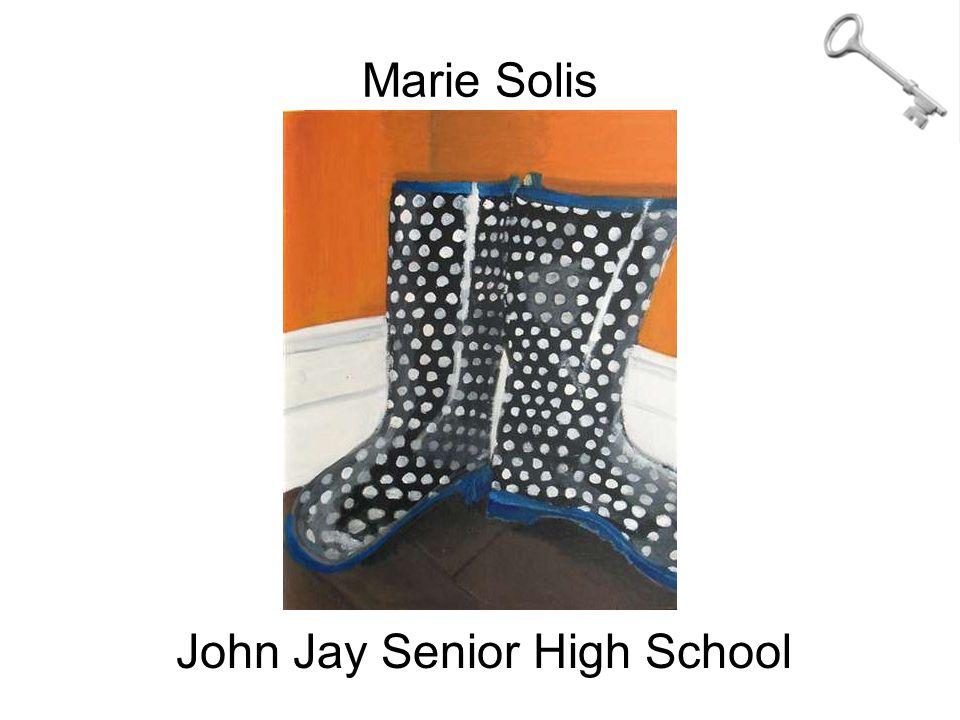 Marie Solis John Jay Senior High School