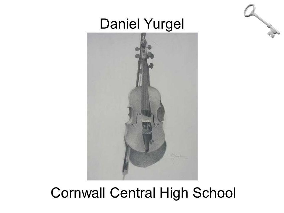 Daniel Yurgel Cornwall Central High School