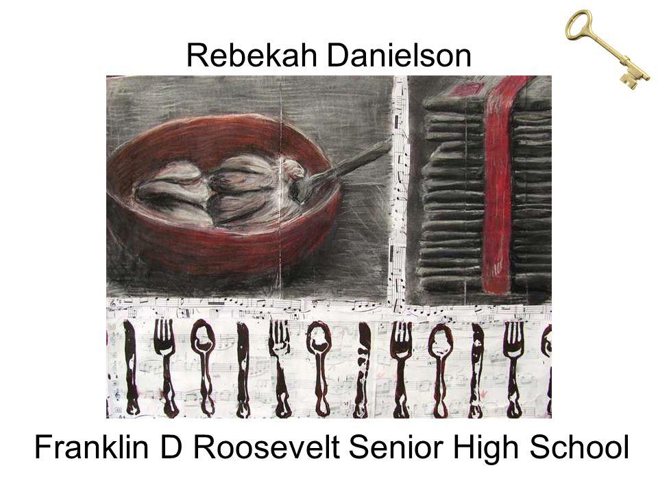 Rebekah Danielson Franklin D Roosevelt Senior High School