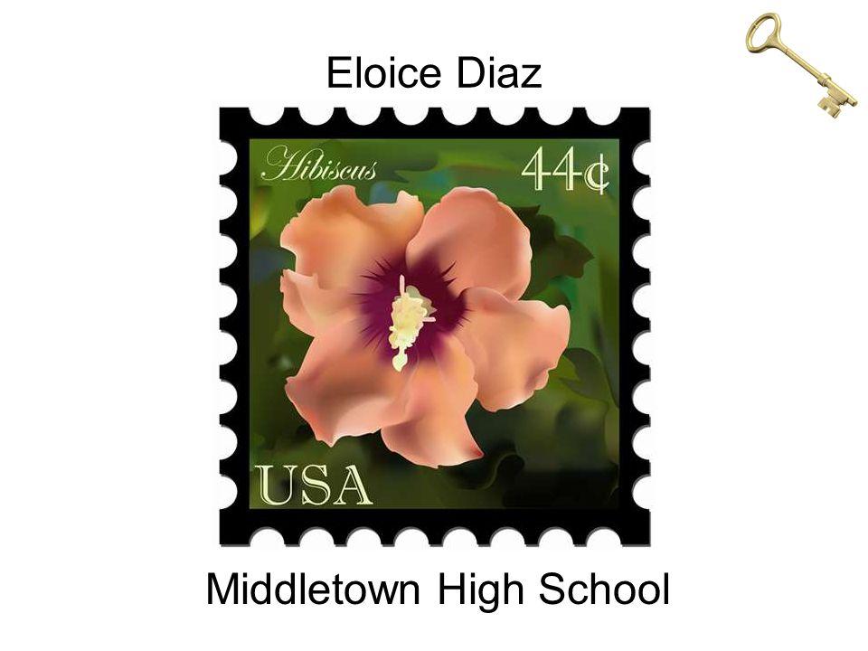 Eloice Diaz Middletown High School