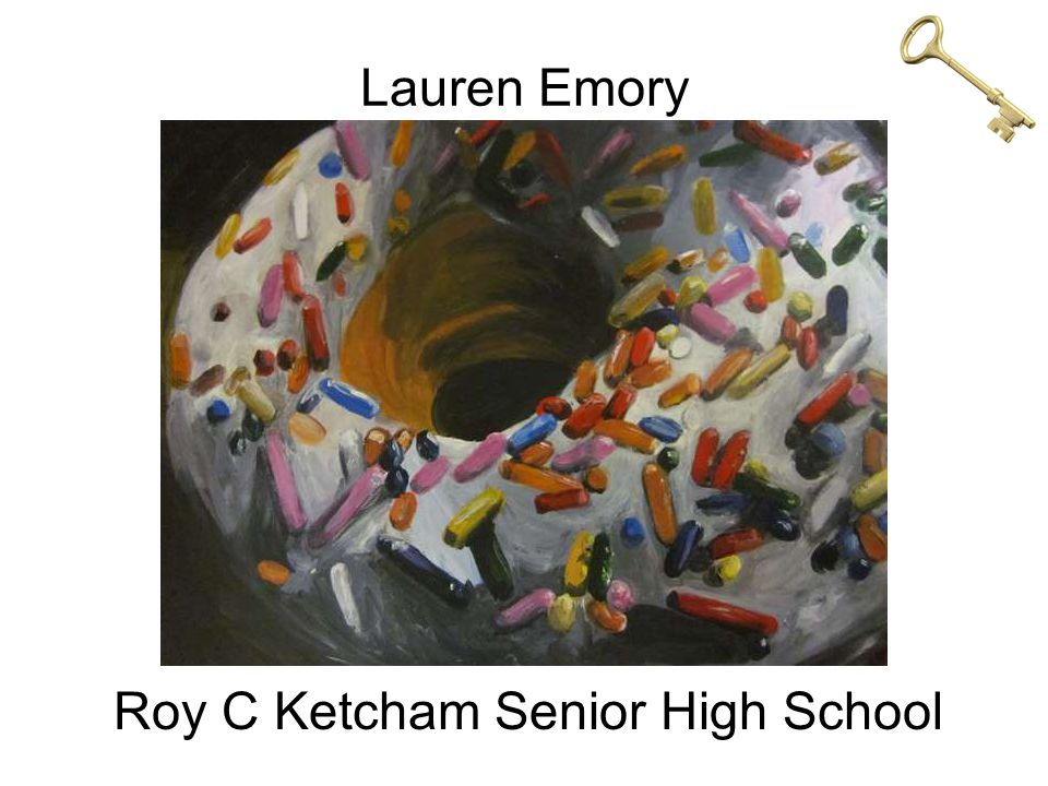 Lauren Emory Roy C Ketcham Senior High School
