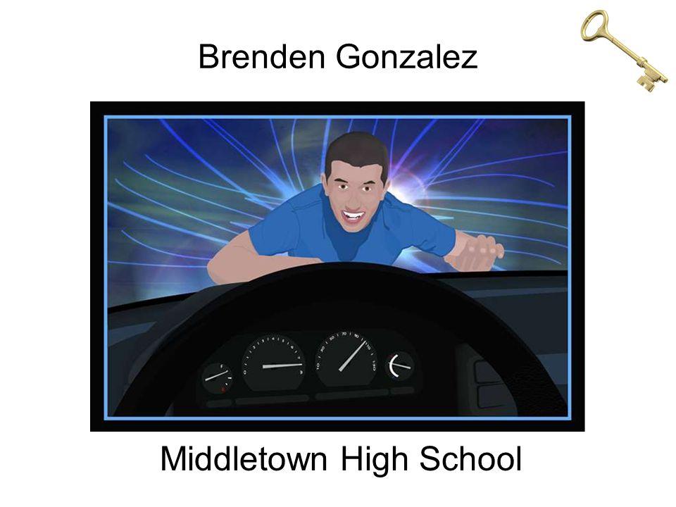 Brenden Gonzalez Middletown High School