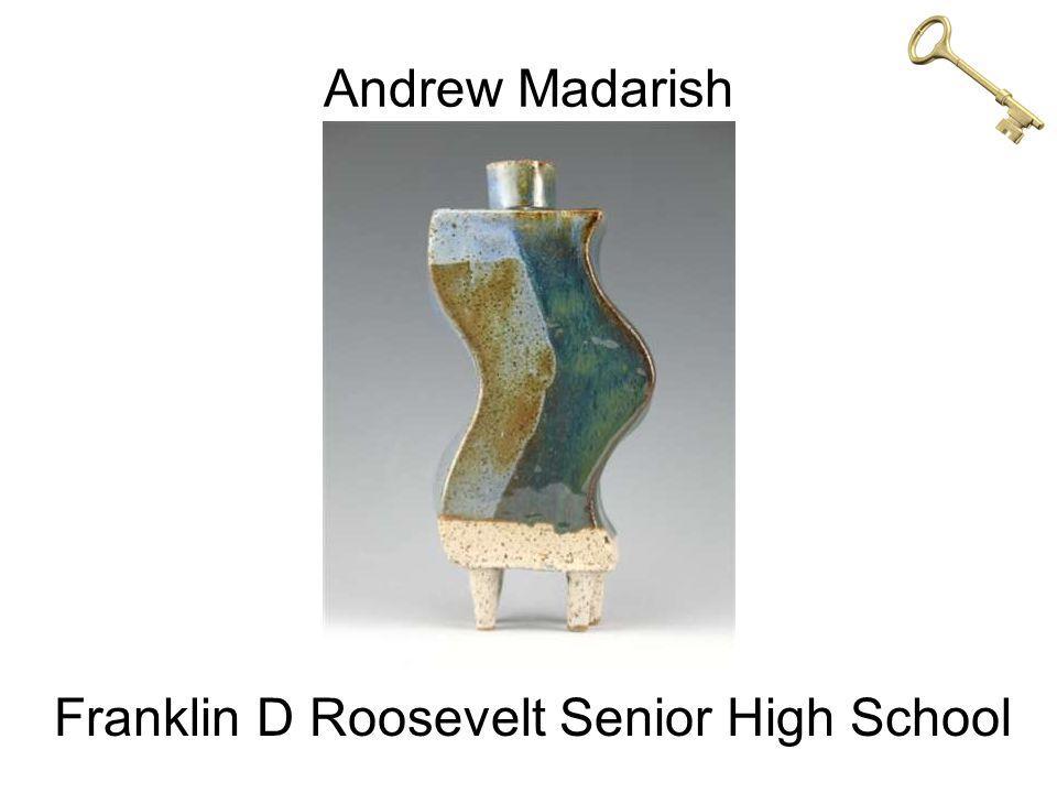 Andrew Madarish Franklin D Roosevelt Senior High School