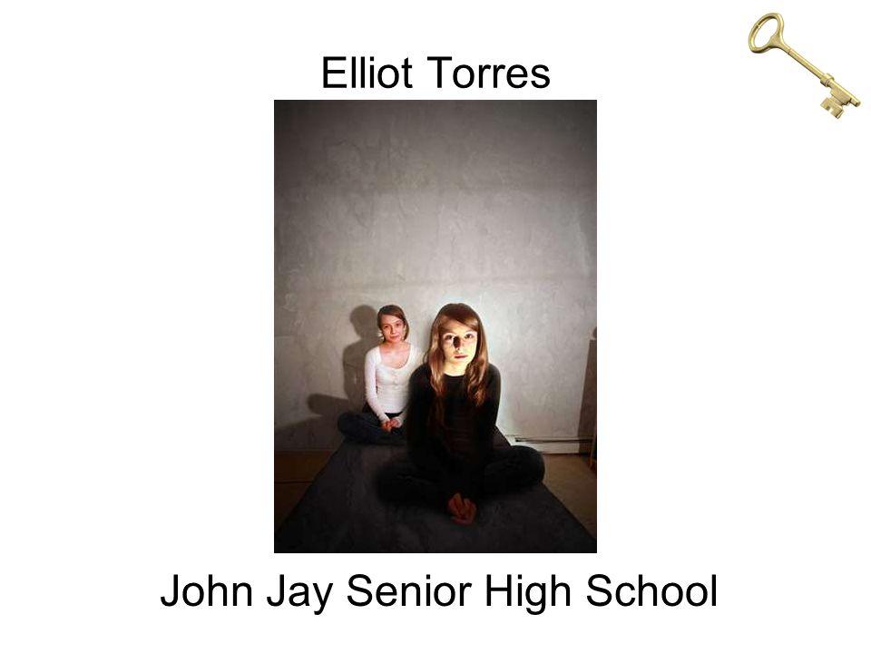 Elliot Torres John Jay Senior High School