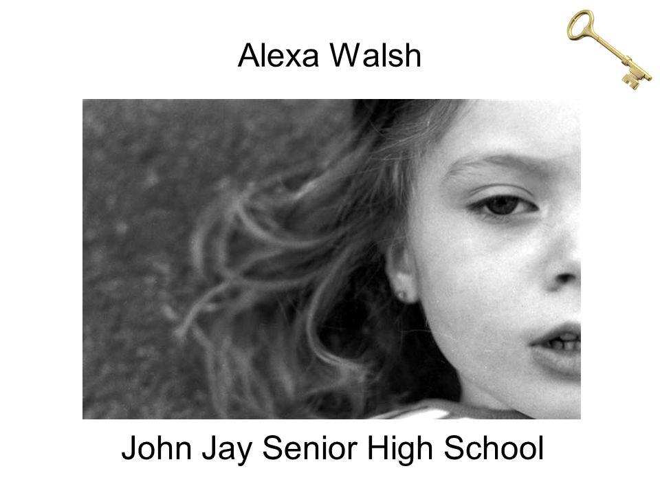 Alexa Walsh John Jay Senior High School