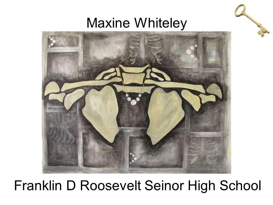 Maxine Whiteley Franklin D Roosevelt Seinor High School