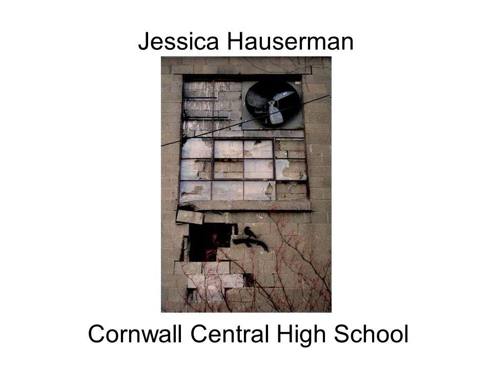 Jessica Hauserman Cornwall Central High School