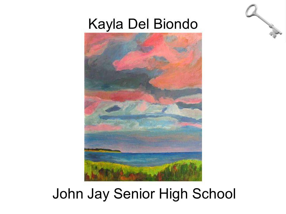Kayla Del Biondo John Jay Senior High School