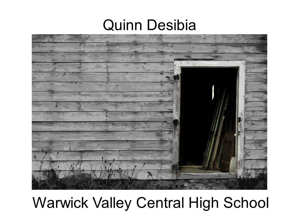 Quinn Desibia Warwick Valley Central High School