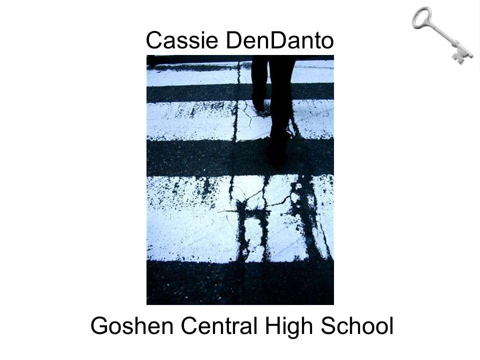 Cassie DenDanto Goshen Central High School