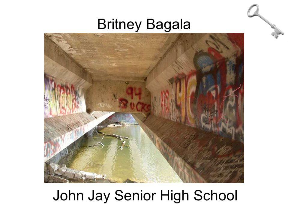 Britney Bagala John Jay Senior High School