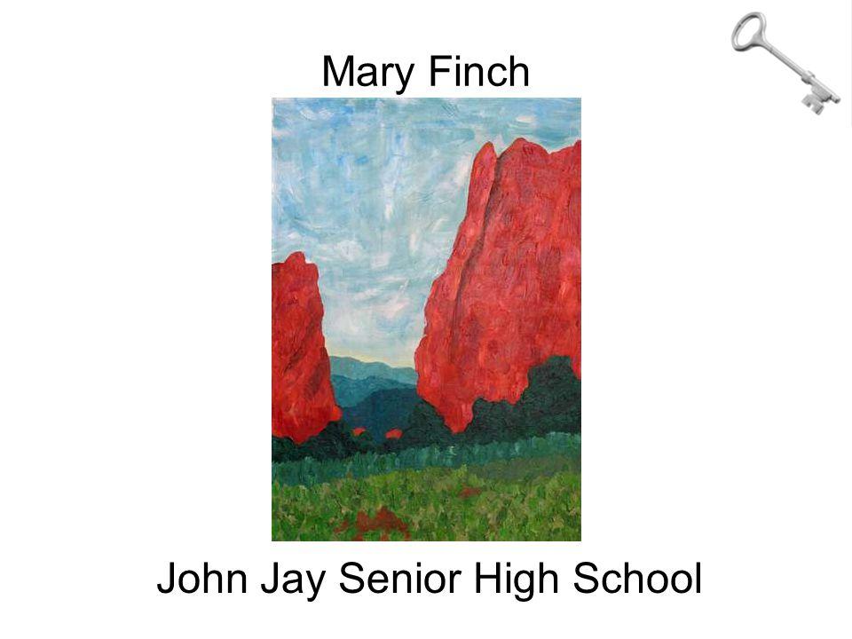 Mary Finch John Jay Senior High School