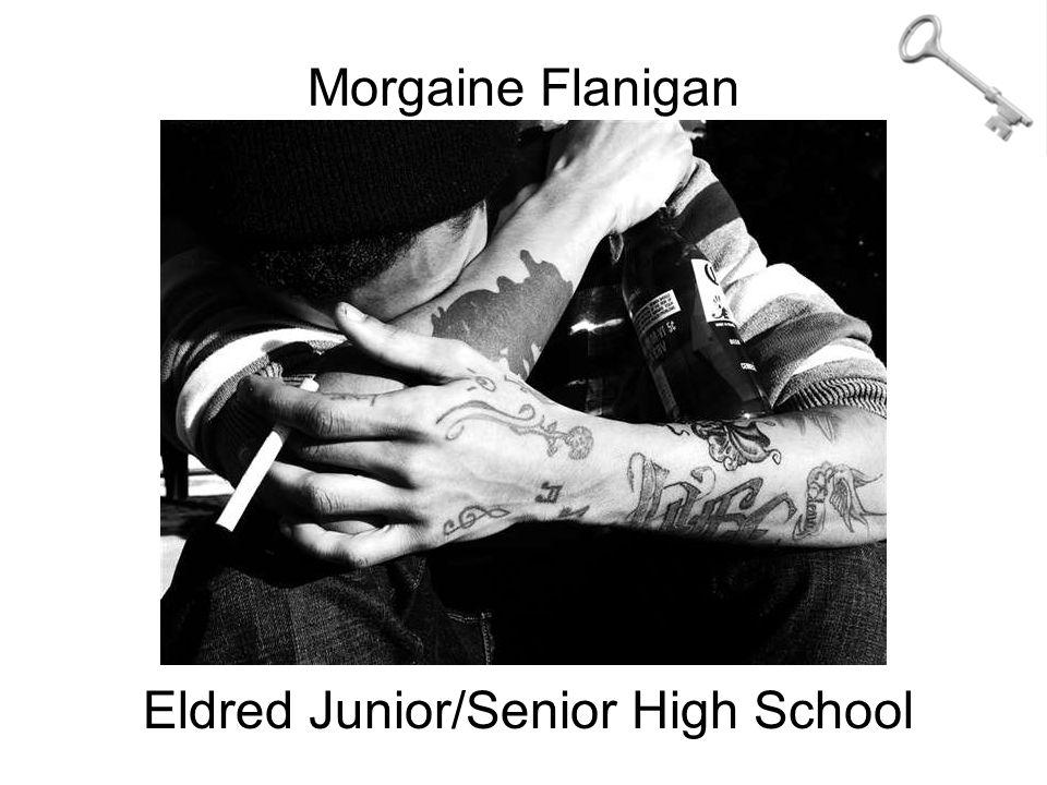 Morgaine Flanigan Eldred Junior/Senior High School