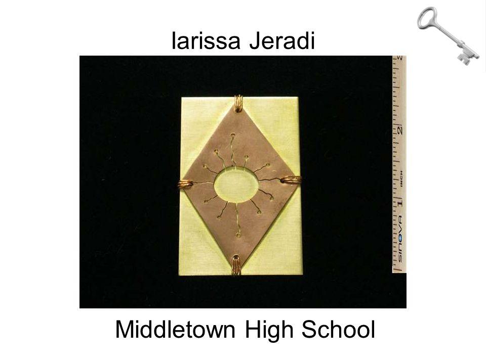Iarissa Jeradi Middletown High School