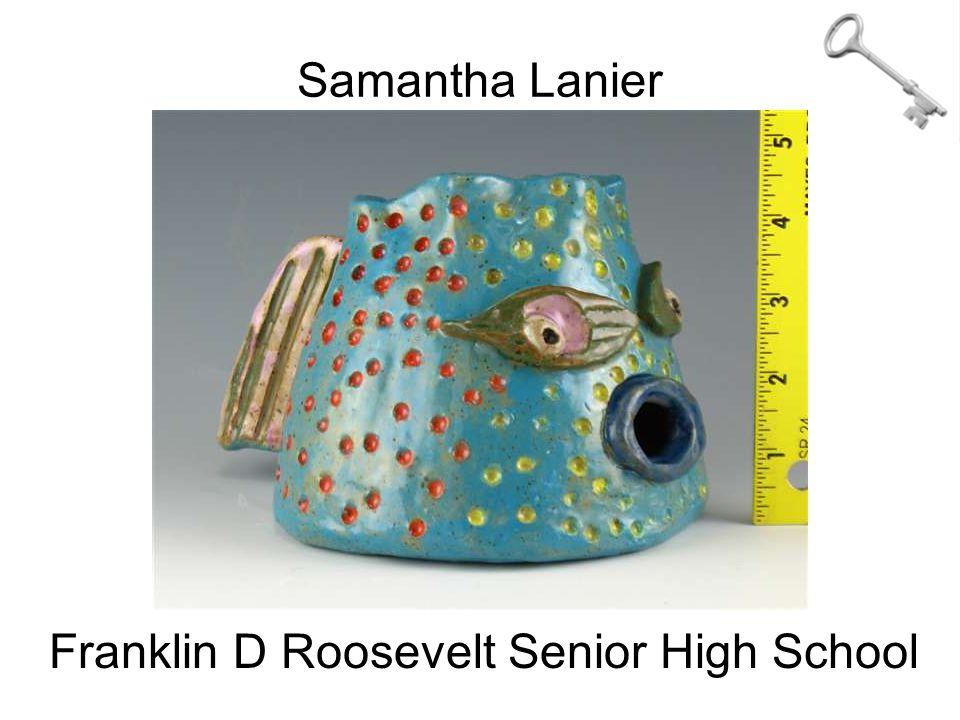 Samantha Lanier Franklin D Roosevelt Senior High School