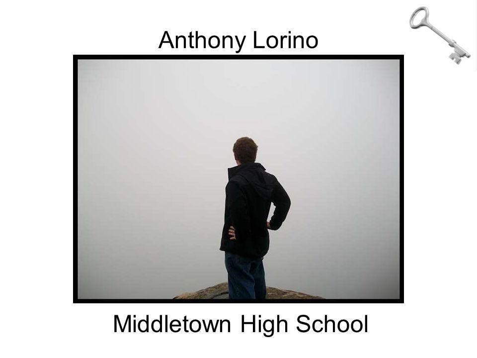 Anthony Lorino Middletown High School