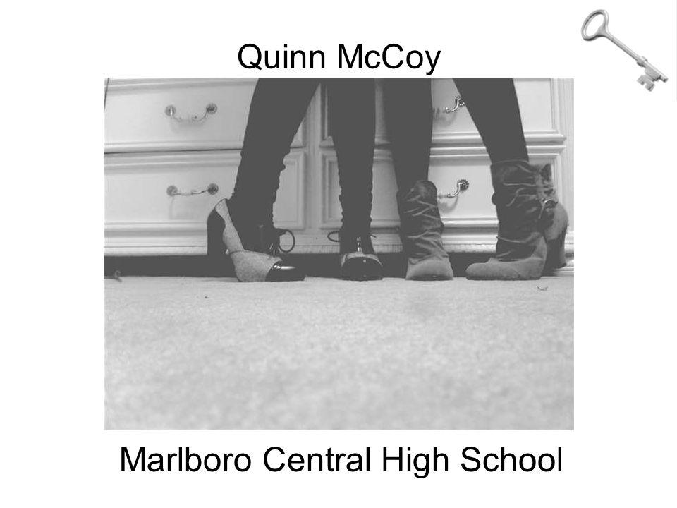 Quinn McCoy Marlboro Central High School