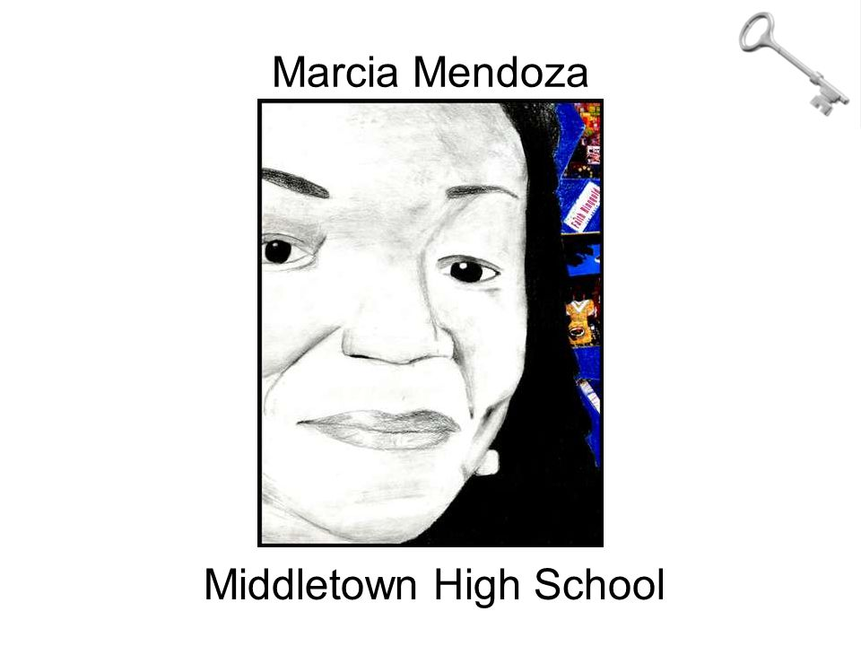 Marcia Mendoza Middletown High School