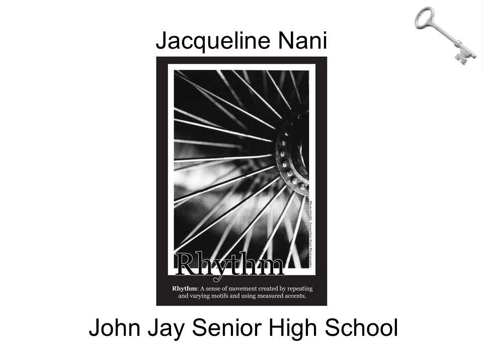 Jacqueline Nani John Jay Senior High School