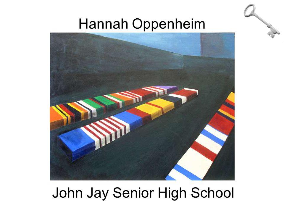 Hannah Oppenheim John Jay Senior High School